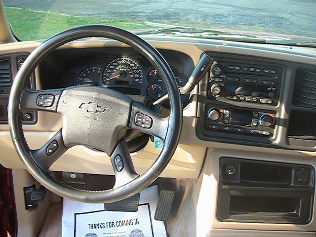 Image 9 of 2005 Chevrolet Tahoe…