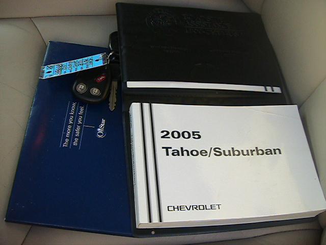 Image 18 of 2005 Chevrolet Tahoe…