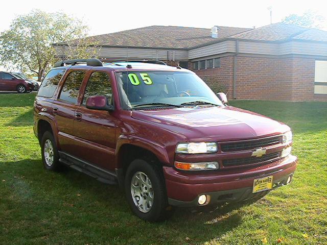 Image 21 of 2005 Chevrolet Tahoe…