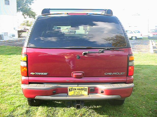 Image 24 of 2005 Chevrolet Tahoe…