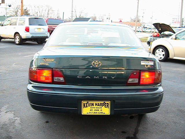 Image 16 of 1996 Toyota Camry XLE…