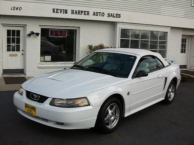 Image 1 of 2004 Ford Mustang Premium…