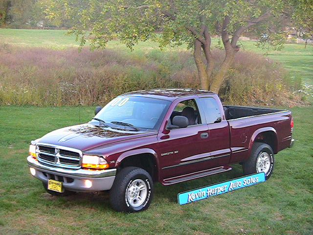 Image 34 of 2000 Dodge Dakota Base…