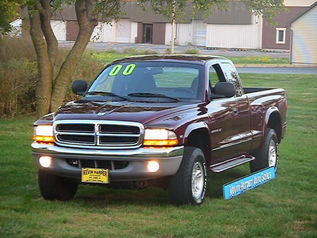 Image 40 of 2000 Dodge Dakota Base…