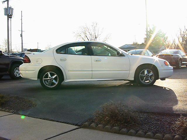 Image 8 of 2004 Pontiac Grand Am…