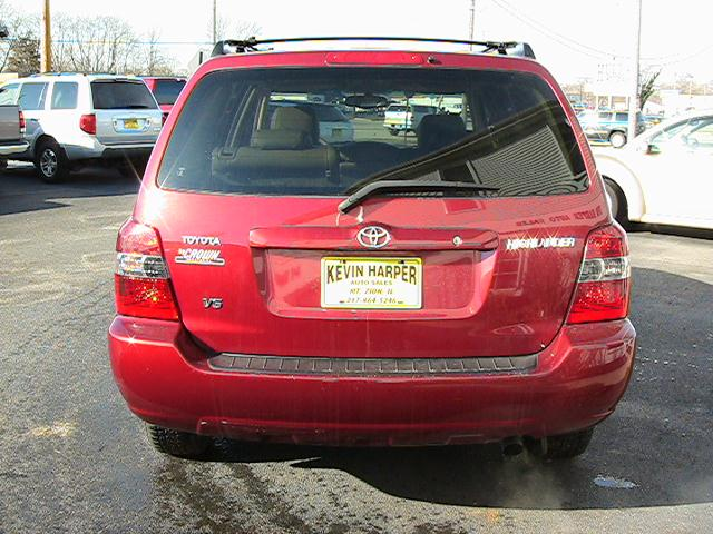 Image 21 of 2005 Toyota Highlander…