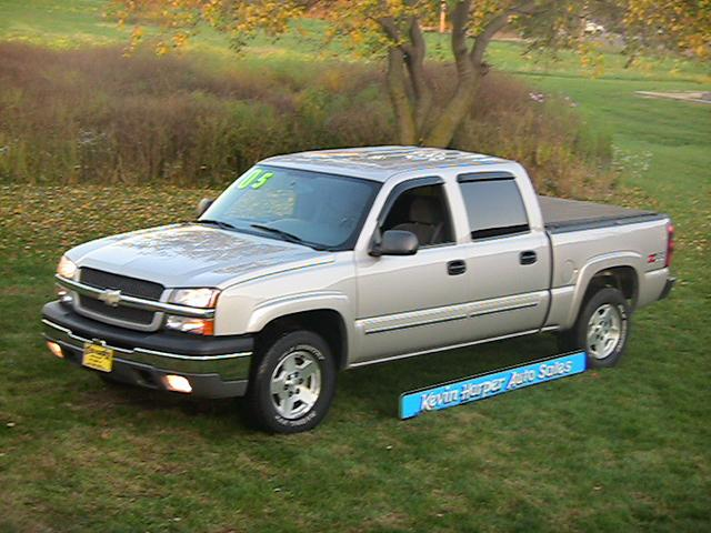 Image 12 of 2005 Chevrolet Silverado…