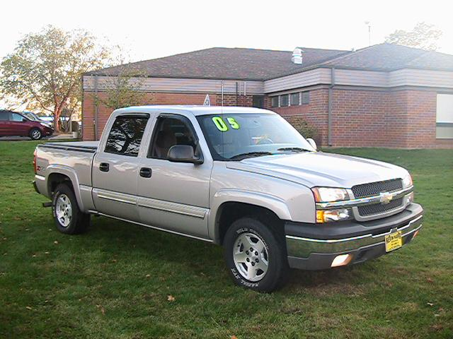 Image 17 of 2005 Chevrolet Silverado…