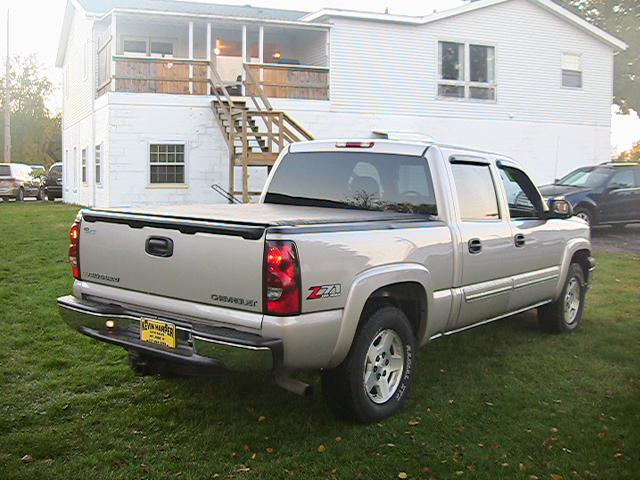 Image 26 of 2005 Chevrolet Silverado…