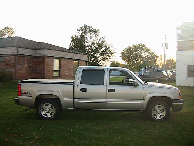 Image 27 of 2005 Chevrolet Silverado…