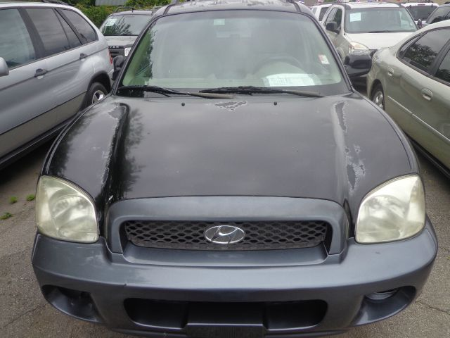 2004 Hyundai Santa Fe  - HOUSTON TX
