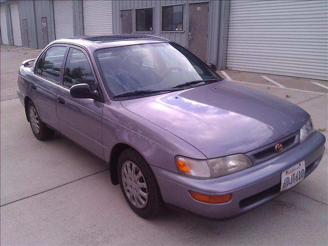 1997 toyota corolla 1001 reno ave suite 1f modesto ca. Black Bedroom Furniture Sets. Home Design Ideas