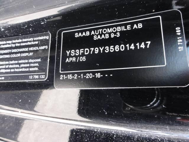 Image 19 of 2005 Saab 9-3 Arc 4-Cylinder…