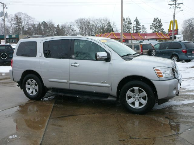 Tothego - 2005 Nissan Armada_1