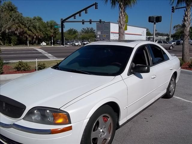 2000 Lincoln LS V8 - BRADENTON FL
