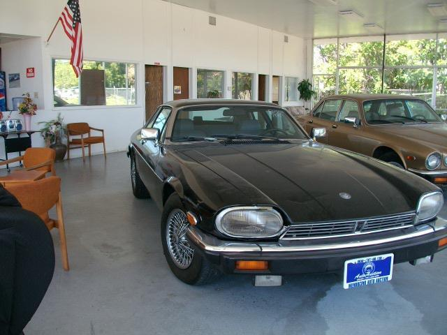 1985 Jaguar XJ Series