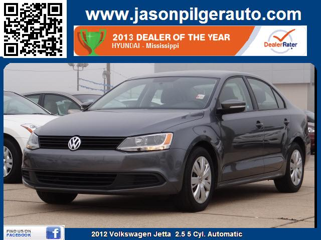 2012 Volkswagen Jetta