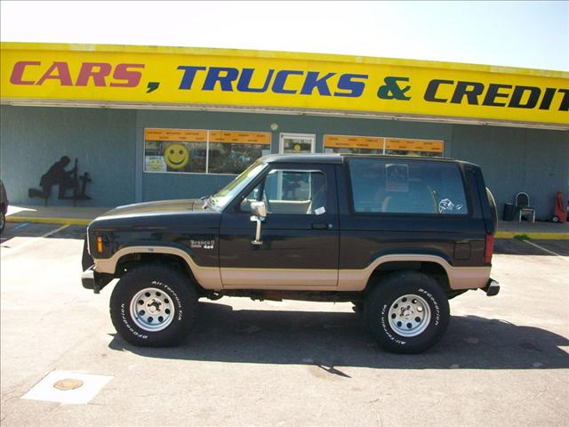 1988 Ford Bronco II  - Tallahassee FL