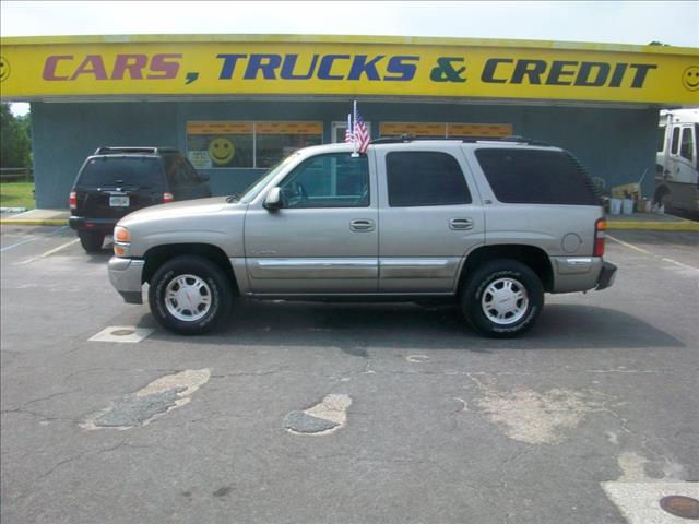 2001 GMC Yukon