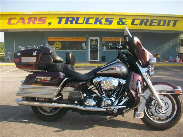 2007 Harley-David Ultra Classi  - Tallahassee FL