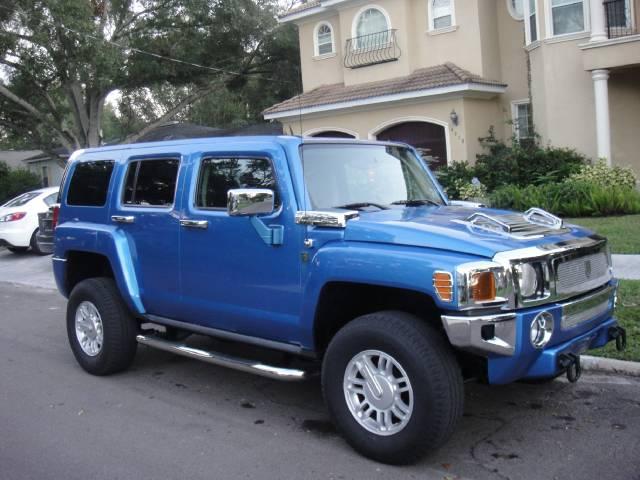 Nano Hummer: The 2007 H3