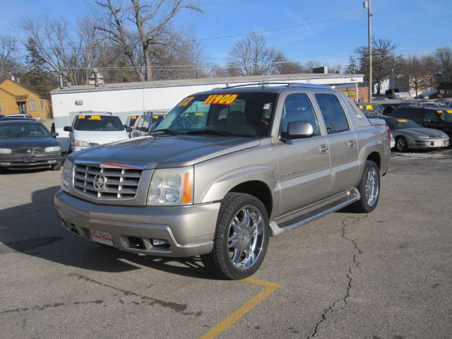 Tothego - 2002 Cadillac Escalade EXT_1