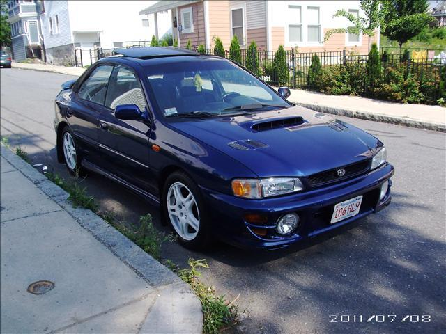 used 2000 subaru impreza for sale 51 haverhill st lawrence ma 01840 used cars for sale. Black Bedroom Furniture Sets. Home Design Ideas