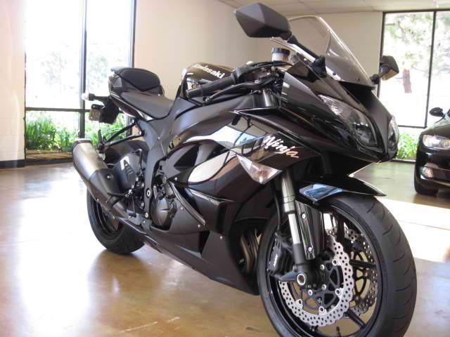 2009 Kawasaki NINJA ZX600R NINJA - SAN DIEGO CA