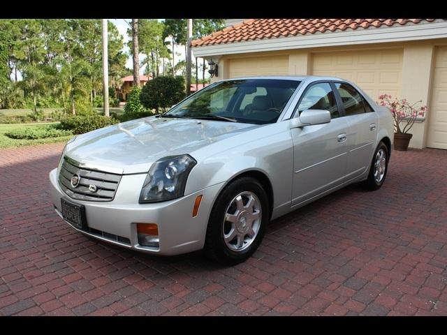 cadillac cts 2003 for sale used cars for sale. Black Bedroom Furniture Sets. Home Design Ideas