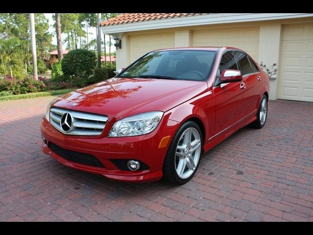 Used 2008 mercedes benz c class for sale 493 airport for Mercedes benz c class 2008 for sale