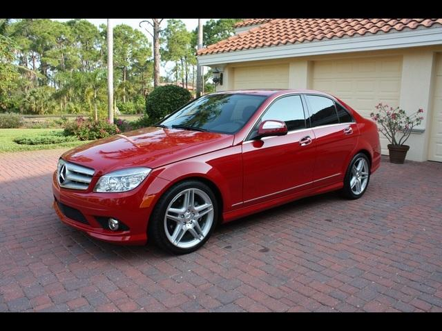 Used 2008 mercedes benz c class for sale 493 airport for 2008 mercedes benz c class for sale