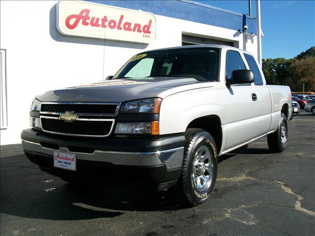 2006 Chevrolet Silverado 1500 LS - Coventry RI