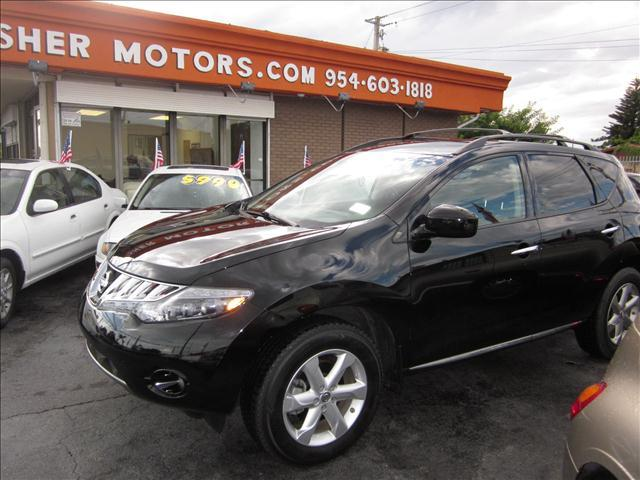 2010 Nissan Murano SL - Hollywood FL