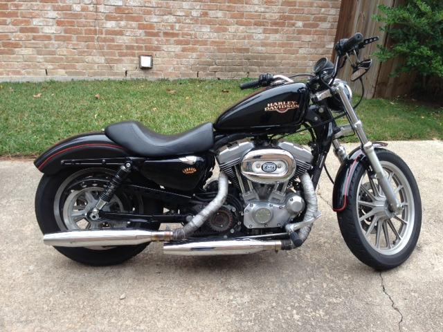 2009 HARLEY DAVIDSON  - HOUSTON TX