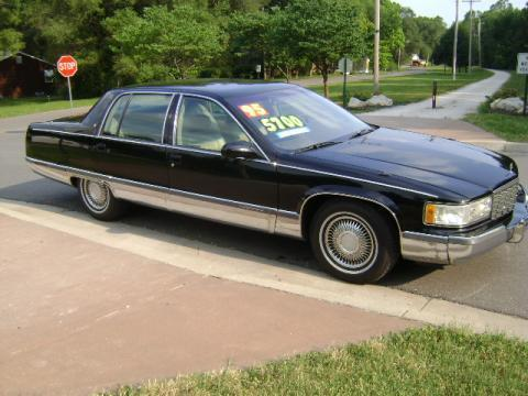 1995 cadillac fleetwood 8205 wornall kansas city mo 64114 used. Cars Review. Best American Auto & Cars Review