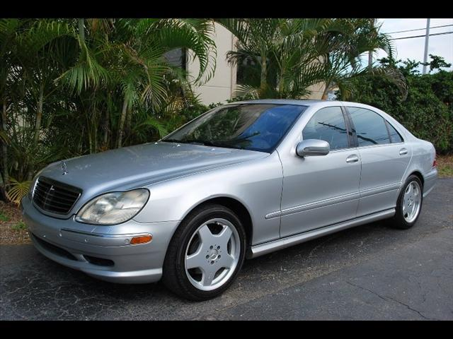 2001 mercedes benz s class 2910 okeechobee blvd west