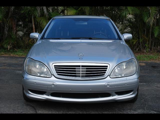 2001 mercedes benz s class 2910 okeechobee blvd west for Mercedes benz west palm beach used