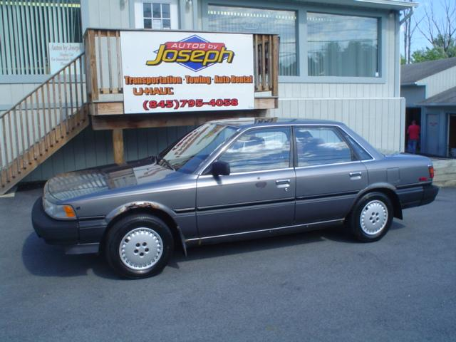 toyota camry 1988 used cars for sale. Black Bedroom Furniture Sets. Home Design Ideas
