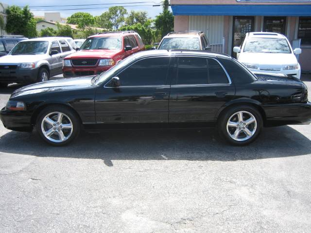 2004 Mercury Marauder