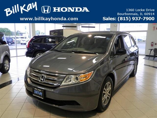 Image 15 of 2012 Honda Odyssey EX-L…