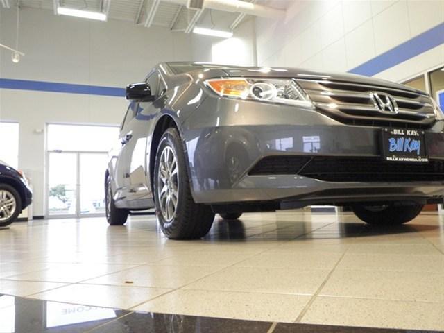 Image 24 of 2012 Honda Odyssey EX-L…