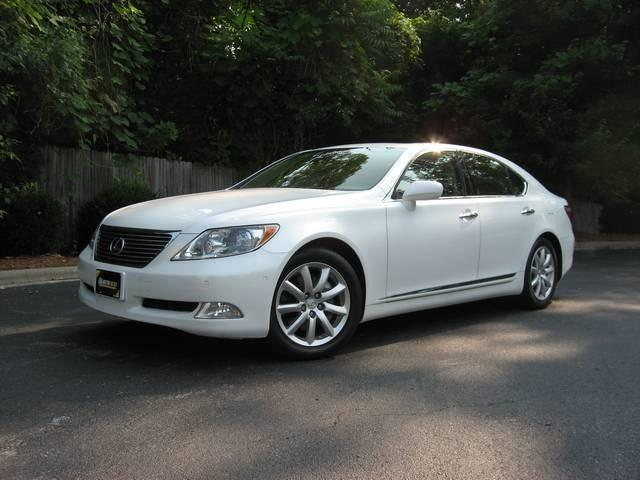 used 2008 lexus ls 460 for sale 5101 w market st greensboro nc 27409 used cars for sale. Black Bedroom Furniture Sets. Home Design Ideas