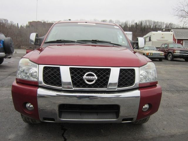 2004 Nissan Titan SE Crew Cab 4WD - Binghamton NY