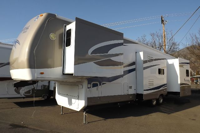 2007 Holiday Rambler Presidential 39'