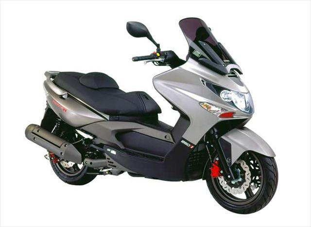 2009 KYMCO XCITING 250 RI