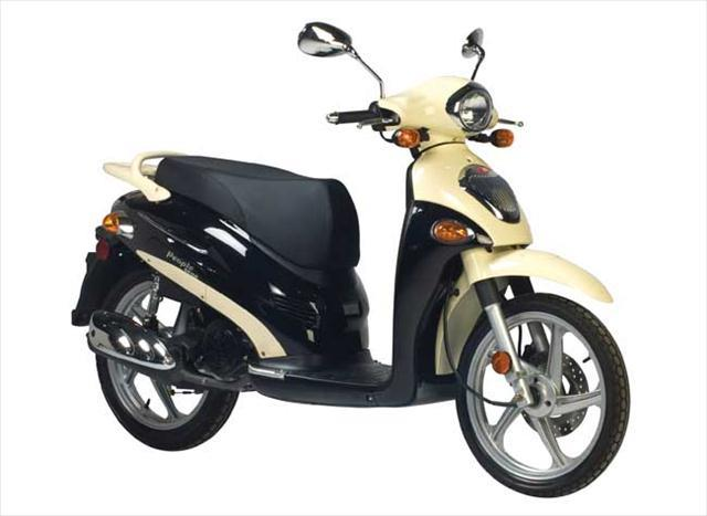 2009 KYMCO PEOPLE 150