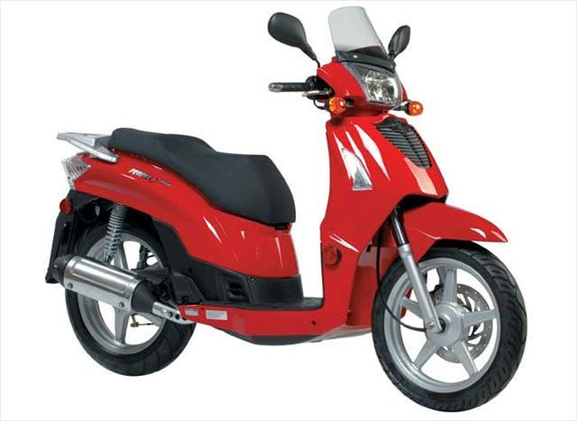 2009 KYMCO PEOPLE 200 S