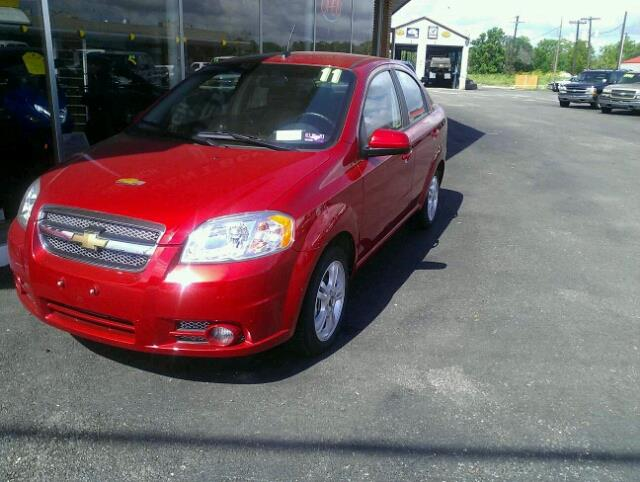 2011 Chevrolet Aveo