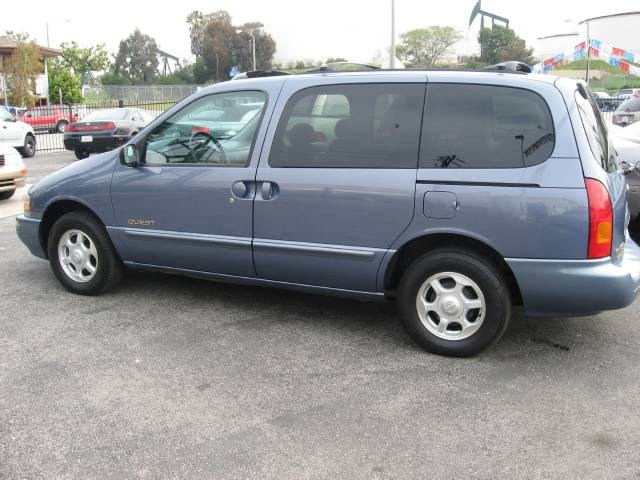 Image 16 of 2000 Nissan Quest GLE…