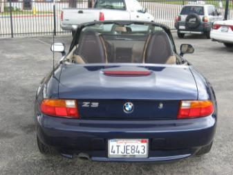 Image 4 of 1998 BMW Z3 Roadster…